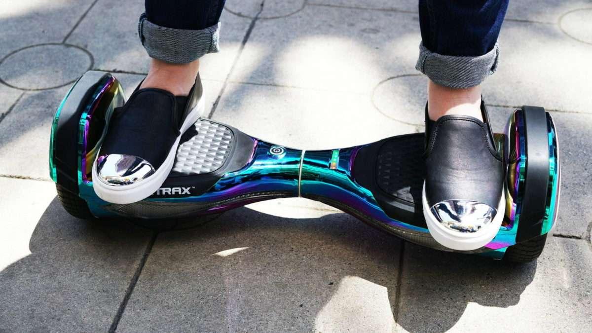 4 Niesamowite triki na Hoverboardzie które ułatwiają życie