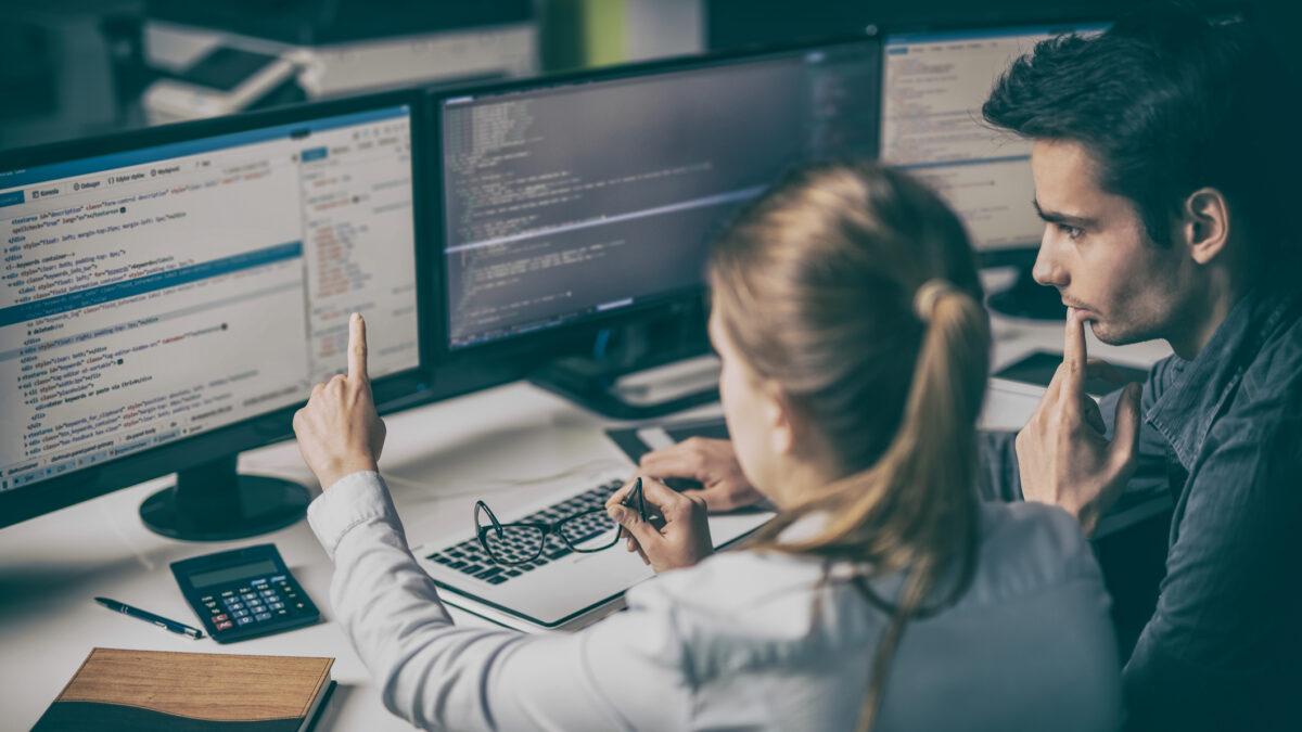 W firmie brakuje działu IT? Postaw na outsourcing