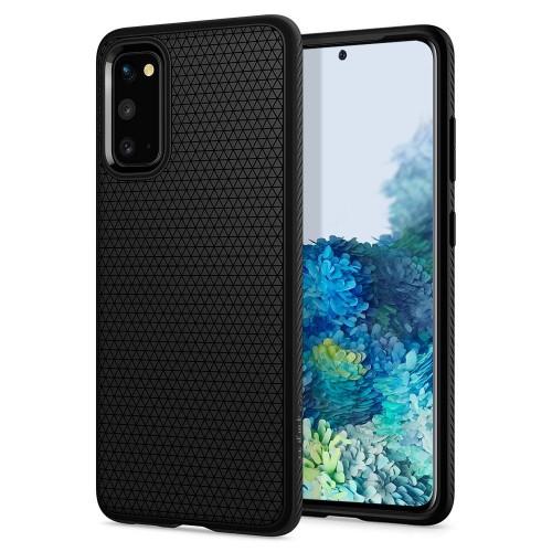 Etui-Spigen-Liquid-Air-do-Samsung-Galaxy-S20-Czarne