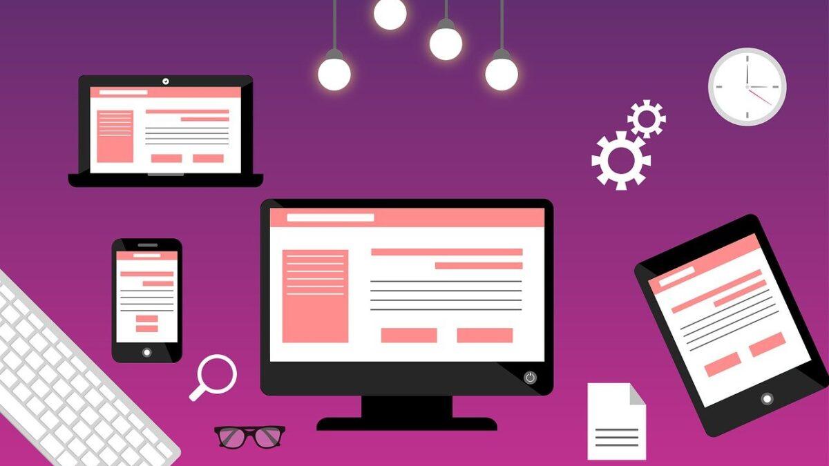 Poznaj trendy w projektowaniu stron internetowych 2021
