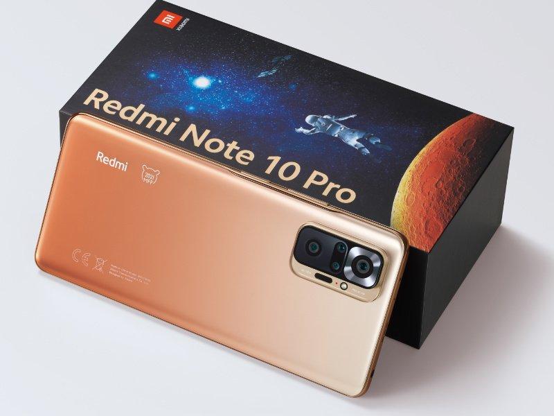 Recenzja Xiaomi Redmi Note 10 Pro – parametry, informacje, zalety