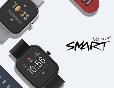 Vector Smart – funkcjonalny smartwatch na każdą kieszeń. Odkryj zegarek Vector!