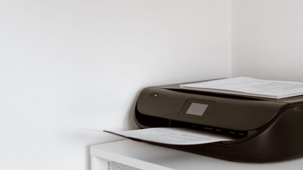 Dlaczego warto mieć drukarkę?